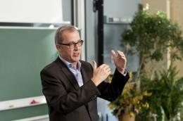 Wir gratulieren: Dr. Johannes Merck zum Honorarprofessor am Fachbereich Landschaftsnutzung und Naturschutz bestellt