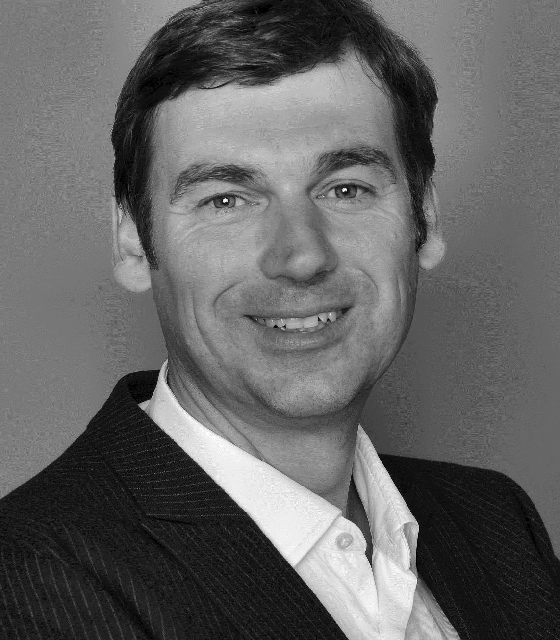 Tell Münzing, Geschäftsführer bei Impact Solutions Berlin
