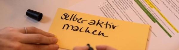 Nachhaltigkeitsmanagerin Kerstin Kräusche berichtet über die Entwicklung von Nachhaltigkeitskriterien für den Hochschulbetrieb