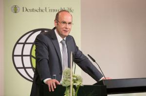 DUH Bundesvorsitzender Harald Kächele.