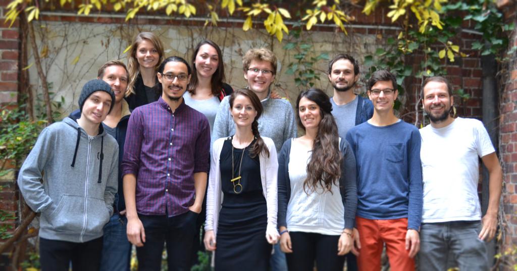 Ecosia Team Berlin 2015