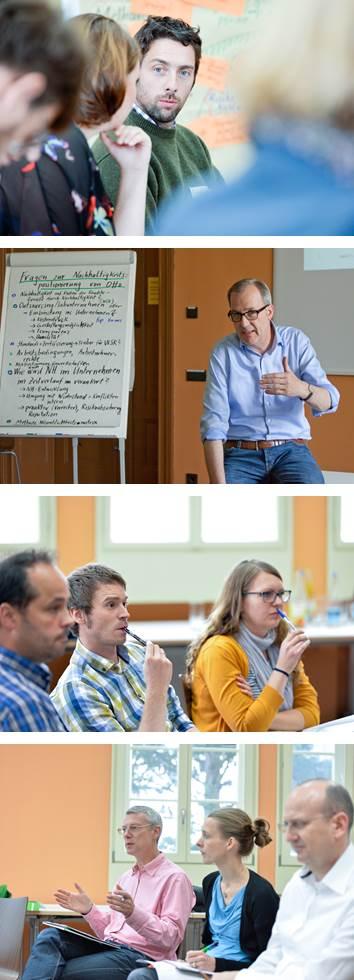 Einblicke in die Lehre im Weiterbildungsangebot Strategisches Nachhaltigkeitsmanagement
