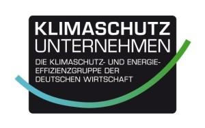 Logo Klimaschutz-Unternehmen
