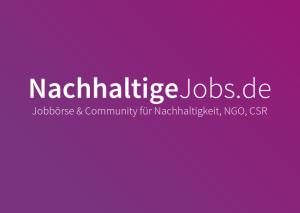 Logo NachhaltigeJobs.de