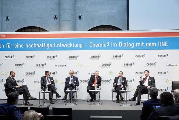 Die Chemie-Branche und globale Nachhaltigkeitsziele