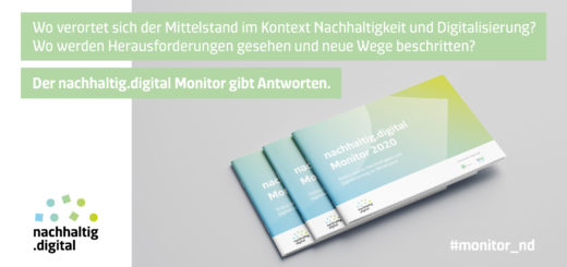 Beitragsbild nachhaltig.digital Monitor